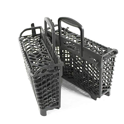 (RB) 6-918873 Dishwasher Silverware Basket for Whirlpool Jenn-Air Maytag (Flatware Dishwasher Basket)