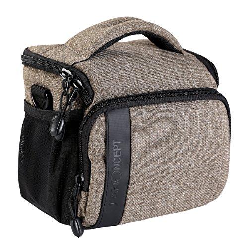 Waterproof Nylon Camera Case Shoulder Bag for Canon Nikon - 2