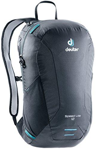 - Deuter Speed Lite 12 Ultralight Daypack, Black