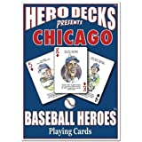 Hero Decks - Chicago Cubs - Playing Cards