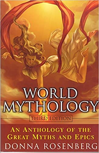 World Mythology Donna Rosenberg Ebook
