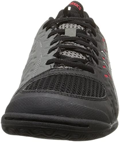ASICS Men's Gel-Fortius TR 2 Training Shoe, Black/Gunmetal/Fiery ...