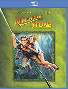 Cover Image for 'Romancing the Stone'