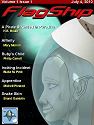 FlagShip Science Fiction and Fantasy Magazine - July 2010