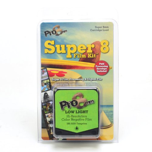 super 8mm film - 9