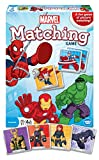 Wonder Forge Marvel Matching Game for Boys and Girls Age 3 and Up - A Fun and Fast Superhero Game You Can Play Over and Over