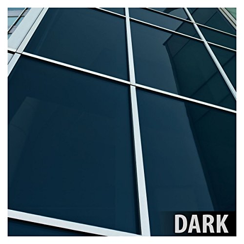 BDF PRGY Window Film Premium Color High Heat Control and Daytime Privacy Grey (36in X 100ft)