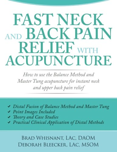 Fast Neck Back Relief Acupuncture