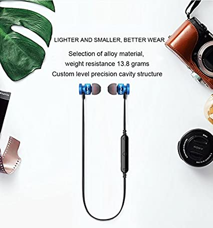 [Black]2017 Newest AWEI T11 Wireless Headphone Bluetooth Earphone Fone de ouvido For Phone