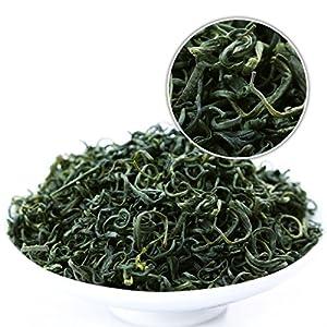 GOARTEA® 500g (17.6 Oz) Organic LuShan Cloud Fog Mist Yunwu Yun Wu Spring Loose Leaf Chinese Green Tea