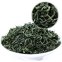 GOARTEA 500g (17.6 Oz) Organic LuShan Cloud Fog Mist Yunwu Yun Wu Spring Loose Leaf Chinese Green Tea
