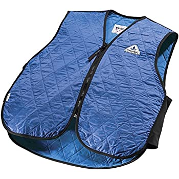 TechNiche International Adult HyperKewl Cooling Sport Vest, XX-Large, Royal Blue