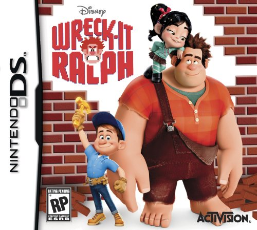 Wreck-It Ralph - Nintendo DS - Stores Outlet Calhoun