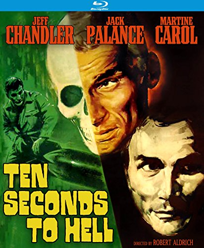 Ten Seconds to Hell [Blu-ray]