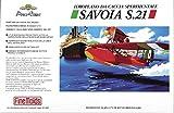 Fine Molds Porco Rosso Savoia S.21 prototype combat flying boat FJ1 1/72 scale plastic model