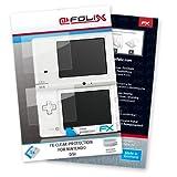 FoliX FX-Clear Displayschutzfolie für Nintendo DSi / DS-i NDSi NDS-i - Displayschutz kristallklar