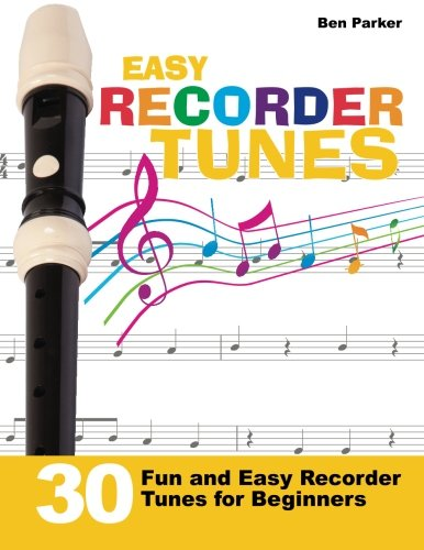 Easy Recorder Tunes Fun Beginners product image