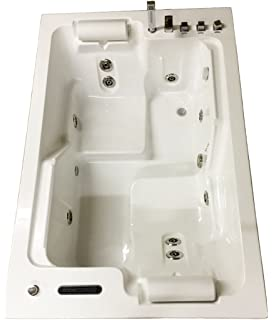 2 PERSON Deluxe Computerized Big Whirlpool W/Heater M1812D