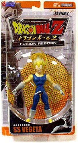 Dragonball Z 'Best of Dragonball Z' Fusion Reborn Action Figure SS Vegeta ()
