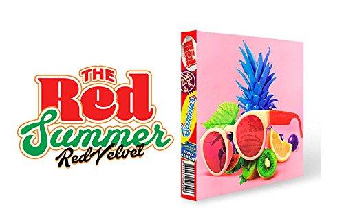 CD : RED VELVET - [ The Red Summer ] Album CD   Poster