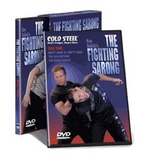 Cold Steel Fighting Sarong DVD