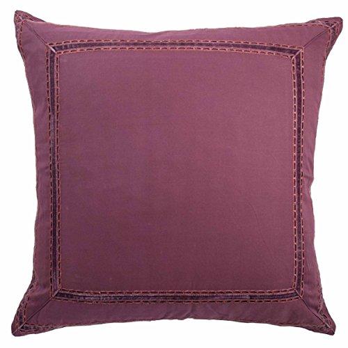 Blissliving Home Blissliving Marrakesh Rachida Embroidered Euro Sham, 26x26, ()