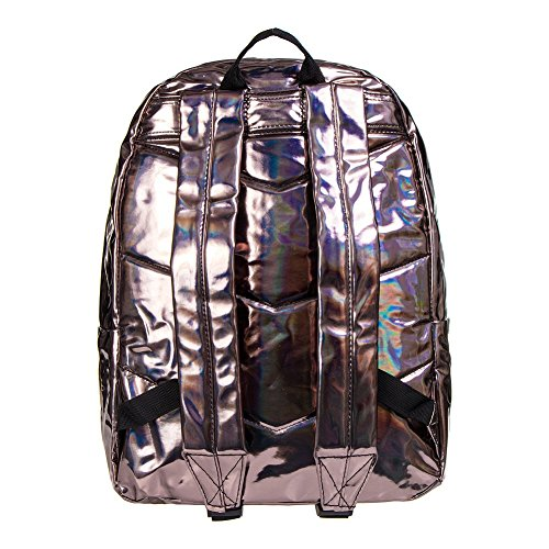 HYPE. Clothing  Hype bag (Holographic) Coffee, Herren Schultertasche bronze bronze One Size