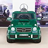BIG TOYS DIRECT Mercedes Benz G63 12V Kids Ride On Truck SUV
