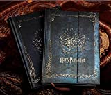 Vintage Harry Potter classic blank diary travel journal note book antiques look