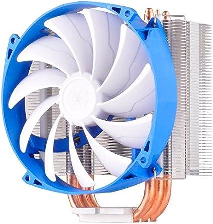 SilverStone SST-AR07 - Disipador para CPU Argon con 3 Tubos ...