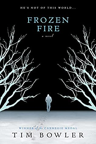 book cover of Frozen Fire