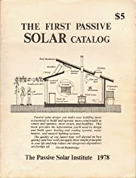 The First Passive Solar Catalog