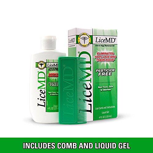 LiceMD Head Lice Treatment Kit, 4 ()
