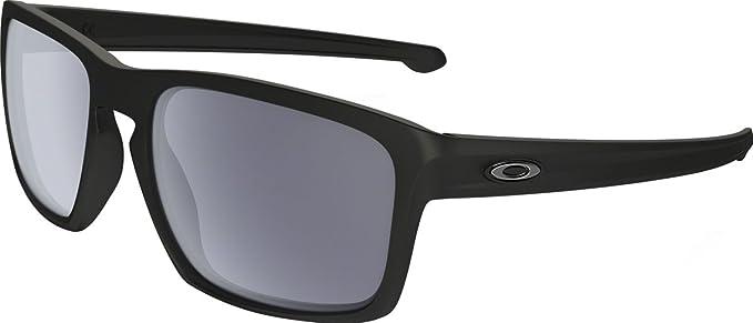 7db116e37aa6 Oakley Sliver Sunglasses, Matte Black, Grey: Oakley: Amazon.ca: Clothing &  Accessories
