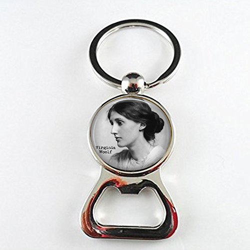 Virginia Woolf Portrait - Bottle openers