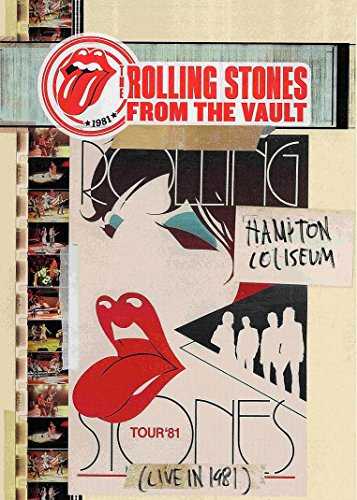 Stone Archive (The Rolling Stones - From The Vault Hampton Coliseum Live In 1981)