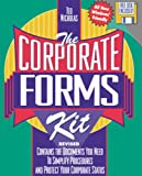 Corporate Forms, Ted Nicholas, 1574100572