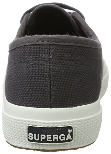 Superga 2750 Cotu Women's Dark Sneaker Iron Grey R7nUrRx