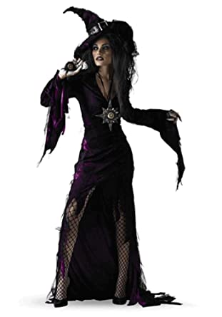 Amazon.com: Sorceress Joven Adulto Disfraz, Blanco: Toys & Games