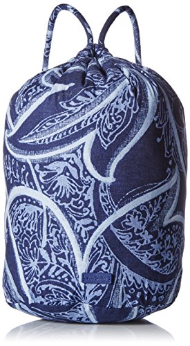 Vera Bradley Iconic Ditty Bag, Signature Cotton, Indio