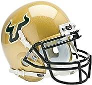 NCAA Unisex NCAA South Florida Bulls Mini Authentic XP Football Helmet