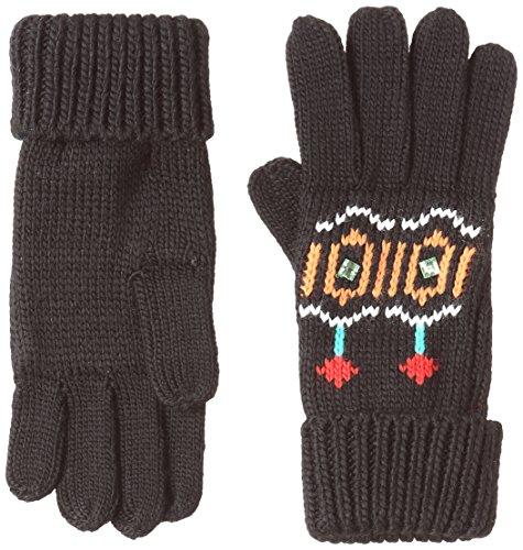 Desigual Women's Eternal Gloves, _Black, One Size