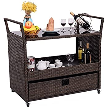 Amazon Com Best Choice Products Outdoor Patio Wicker
