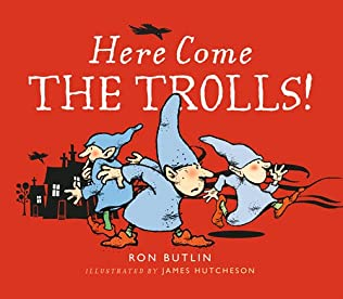 book cover of Here Come the Trolls