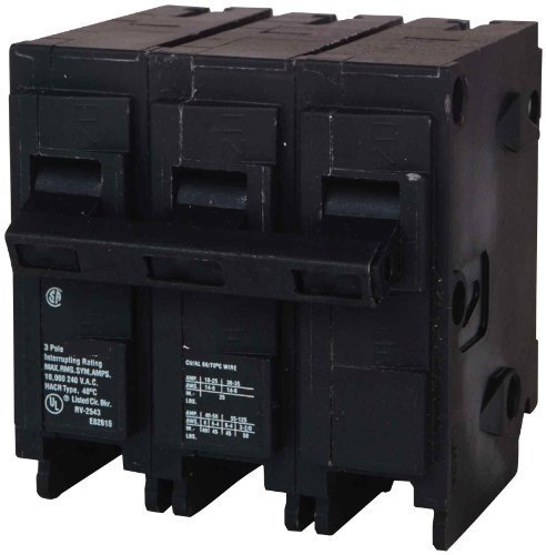 Murray MP3100 120/240-Volt Plug In Style 100-Amp Three Pole Circuit Breaker by Siemens -HI