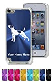 Case for iPod Touch 5th/6th Gen - Jack Russell Terrier Dog - Personalized Engraving Included