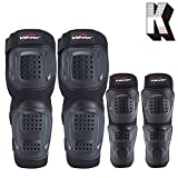 Kagogo Shin Guards Adult Elbow & Knee Pads
