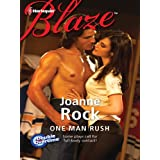 One Man Rush (Double Overtime Book 1)