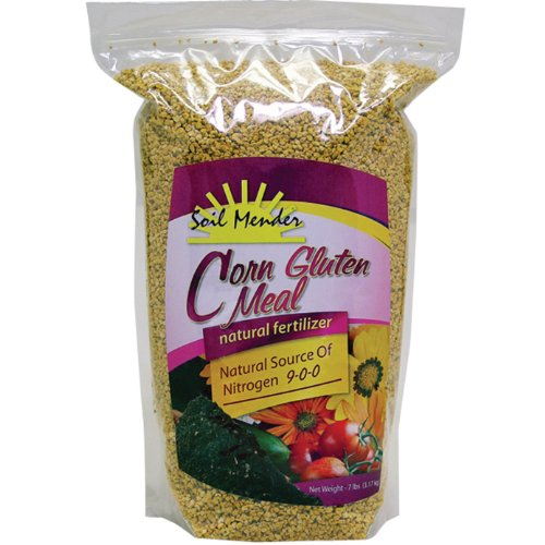 Soil Mender Corn Gluten Granular Spreadable 7 lb.