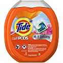 61-Count Tide PODS Plus Downy 4 in 1 Laundry Detergent Pacs